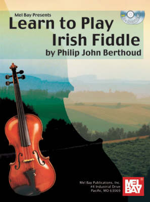Learn to Play Irish Fiddle (Spiral bound)