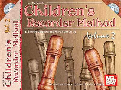 Children's Recorder Method: v. 2 (Paperback)