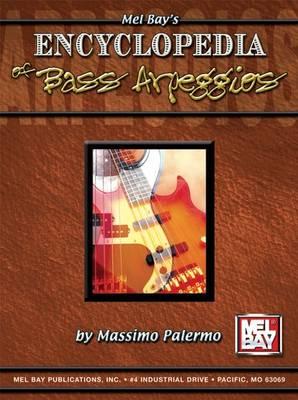 Encyclopedia of Bass Arpeggios - Encyclopedia (Paperback)
