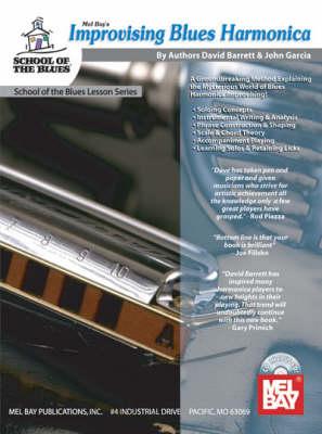 Improvising Blues Harmonica - School of Blues (Spiral bound)