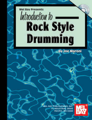 Introduction to Rock Style Drumming (Spiral bound)