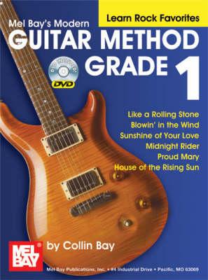 Modern Guitar Method: Grade 1 - Modern Guitar Method