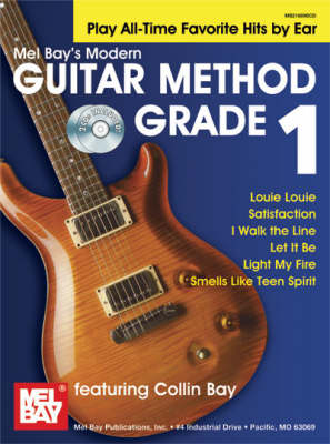 Modern Guitar Method: Grade 1: Play All Time Favorites by Ear - Modern Guitar Method (Paperback)