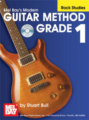 Modern Guitar Method: Grade 1 - Modern Guitar Method (Paperback)