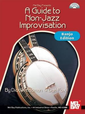 A Guide to Non-Jazz Improvisation: Banjo (Paperback)