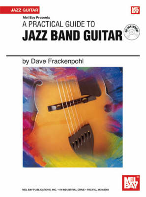 A Practical Guide to Jazz Band Guitar (Spiral bound)