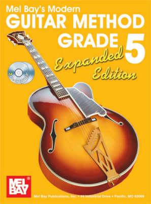 Modern Guitar Method: Grade 5 - Modern Guitar Method (Spiral bound)