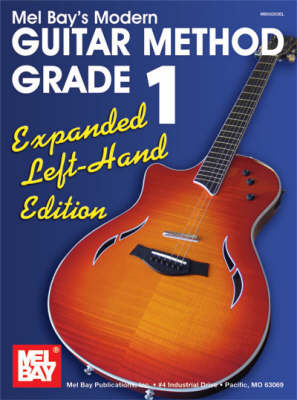 Modern Guitar Method: Grade 1 (Spiral bound)