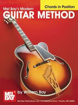 Modern Guitar Method: Chords In Position - Modern Guitar Method (Paperback)