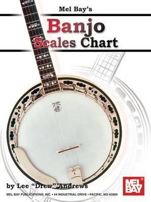 Banjo Scales Chart (Wallchart)