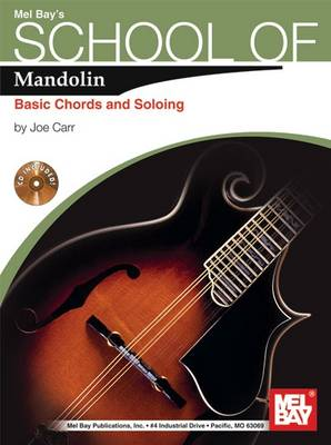 School of Mandolin: Basic Chords and Soloing - School of (Paperback)