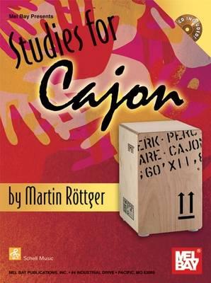 Studies for Cajon (Paperback)