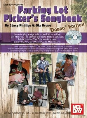 Parking Lot Picker's Songbook: Dobro (Spiral bound)