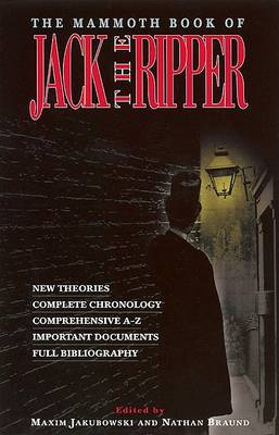Mammoth Book of Jack the Ripper (Paperback)