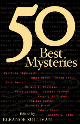 Fifty Best Mysteries (Paperback)