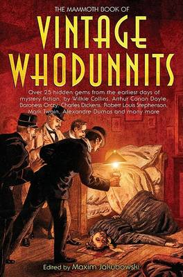 The Mammoth Book of Vintage Whodunnits (Paperback)