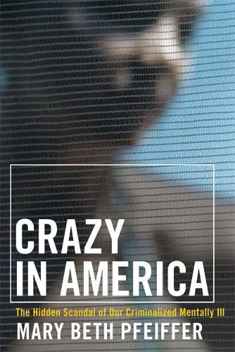 Crazy in America: The Hidden Tragedy of Our Criminalized Mentally Ill (Paperback)