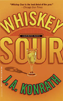 Whiskey Sour (Paperback)