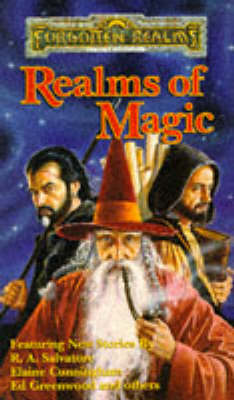 Realms of Magic - Forgotten Realms: Short Stories (Paperback)