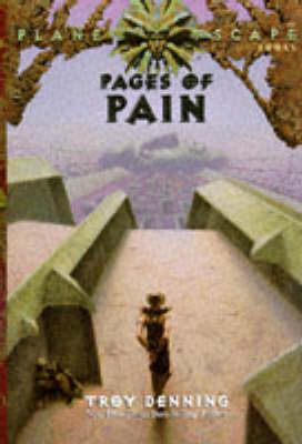 Pages of Pain - Planescape (Hardback)