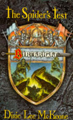Dungeons and Dragons: Spider's Test: Birthright - Birthright (Paperback)