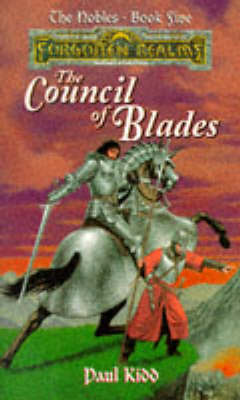 The Council of Blades - Nobles No 5 (Paperback)