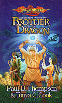 Brother of Dragon - Dragonlance S.: The Barbarians Vol 2 (Paperback)