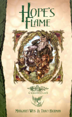 Hope's Flame - Young Adventures S. Bk. 5 (Paperback)
