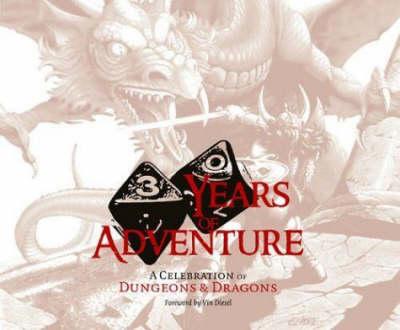30 Years of Adventure - Dungeons & Dragons (Hardback)