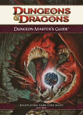 Dungeon Master's Guide - Dungeons & Dragons (Hardback)