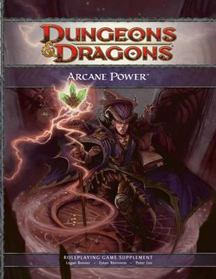 Arcane Power - Dungeons & Dragons (Hardback)