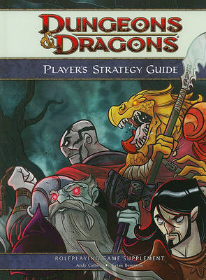 Dungeons and Dragons Player's Strategy Guide: Supplement - Dungeons & Dragons (Hardback)