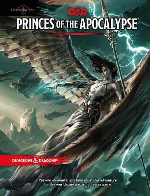 Princes of the Apocalypse - Dungeons & Dragons (Hardback)