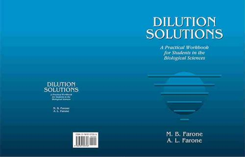 Dilution Solutions (Spiral bound)