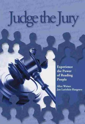 Judge the Jury: Experience the Power of Reading People (Paperback)
