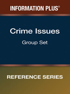 Crime Issues Group (Hardback)
