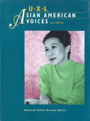 Asian American Voices (Hardback)