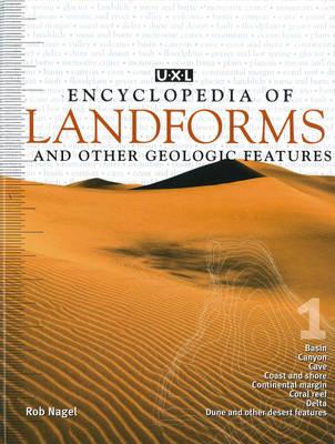UXL Encyclopedia of Landforms (Hardback)