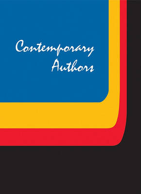Contemporary Authors - Contemporary Authors 244 (Hardback)