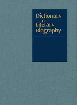 Chinese Fiction Writers - Dictionary of Literary Biography 367 (Hardback)