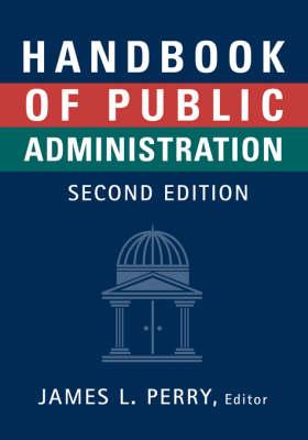 Handbook of Public Administration (Paperback)