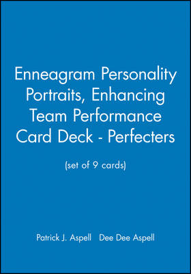 Enneagram Personality Portraits: Enhancing Team Performance Card Deck - Perfecters (set of 9 cards) (Paperback)