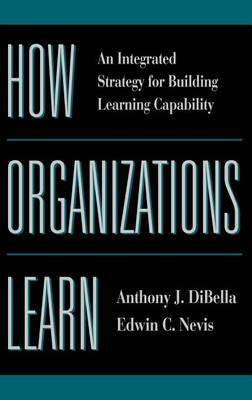 How Organizations Learn: An Integrated Strategy for Building Learning Capability (Hardback)