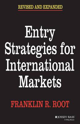 Entry Strategies for International Markets (Paperback)
