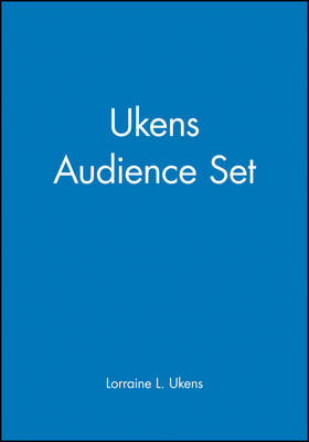 Ukens Audience Set: (Includes Energize Your Audience; All Together Now!; Working Together; Getting Together) (Paperback)
