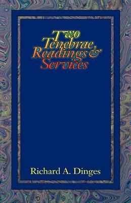 Two Tenebrae Readings And Services (Paperback)