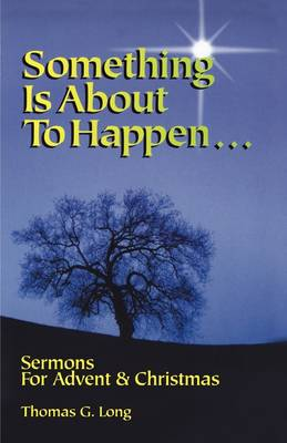 Something Is about to Happen (Paperback)
