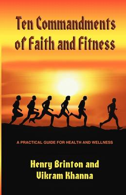 Ten Commandments of Faith and Fitness (Paperback)