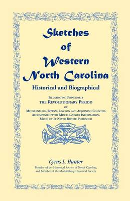 Sketches of Western North Carolina (Paperback)