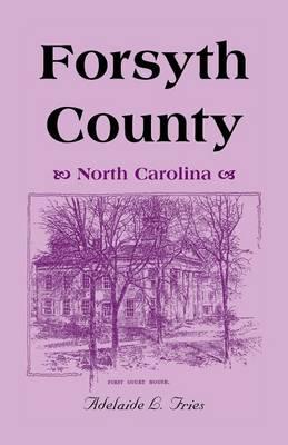 Forsyth County (North Carolina) (Paperback)